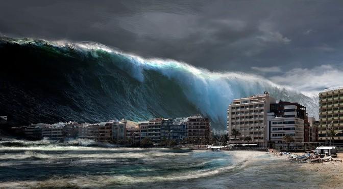 """Pregunta tonta: ¿Y si el """"maremoto"""" fuera hoy?"""
