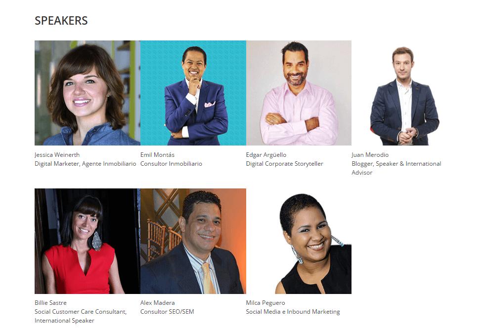 speakers congreso madi marketing digital inmobiliario 2016
