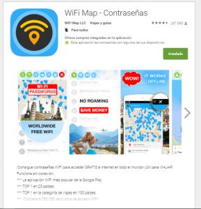 Wifi map Pro Google Play