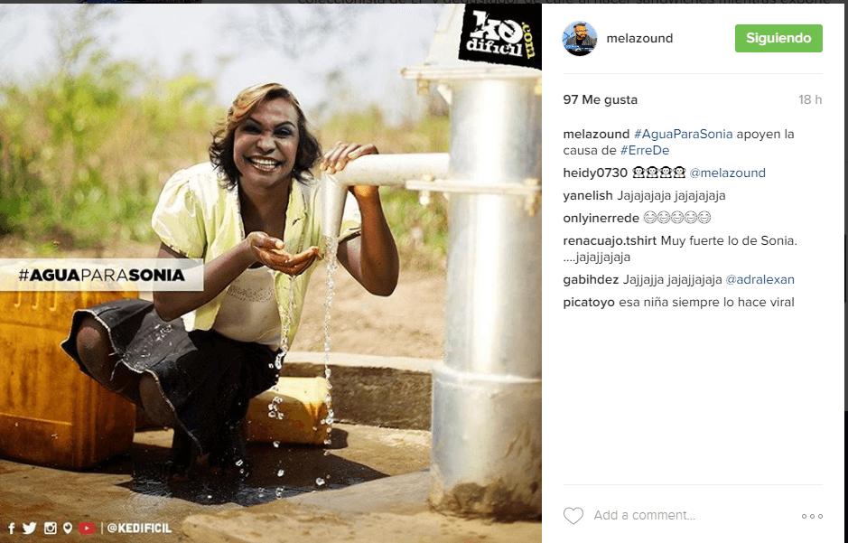 Meme por KeDificil de Sonia Mateo