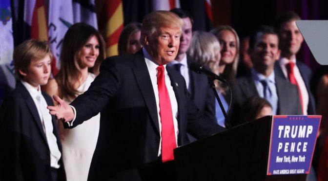 ¿Qué podemos aprender los mercadólogos del triunfo de Donald Trump?