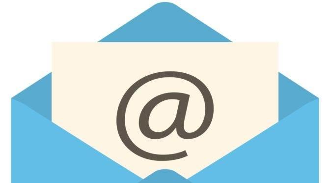 Emails ridículos y la búsqueda de empleo