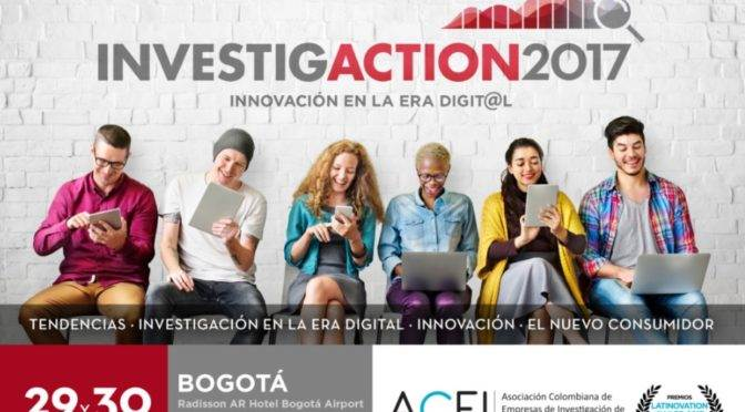 Investigaction 2017 –  ACEI Colombia – Agosto 2017