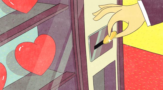 Pagar por amor: Compra de Likes, Fans, Tráfico, Comentarios e Instalaciones de Apps