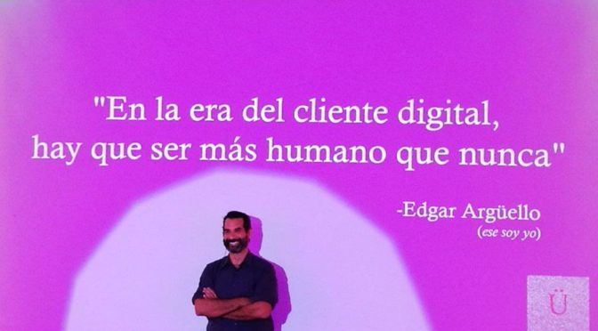 "EDI, Customer Experience Exchange 2017: ""La experiencia del cliente digital"""