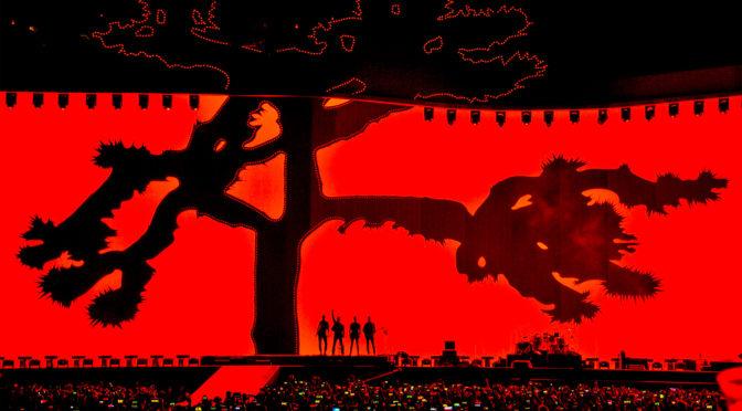 U2 Joshua Tree Tour 2017: Redes Sociales, Marca Personal y RSE