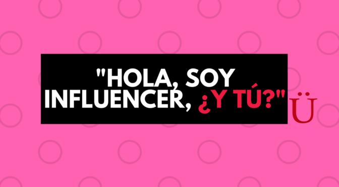 """""""Hola, soy Influencer, ¿y tú?"""" (Conferencia Gaby Castellanos en RD 2017)"""