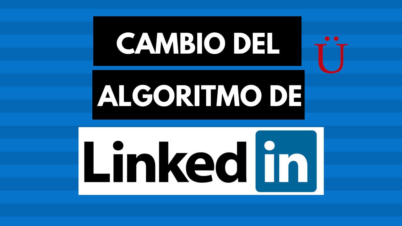 algoritmo de linkedin
