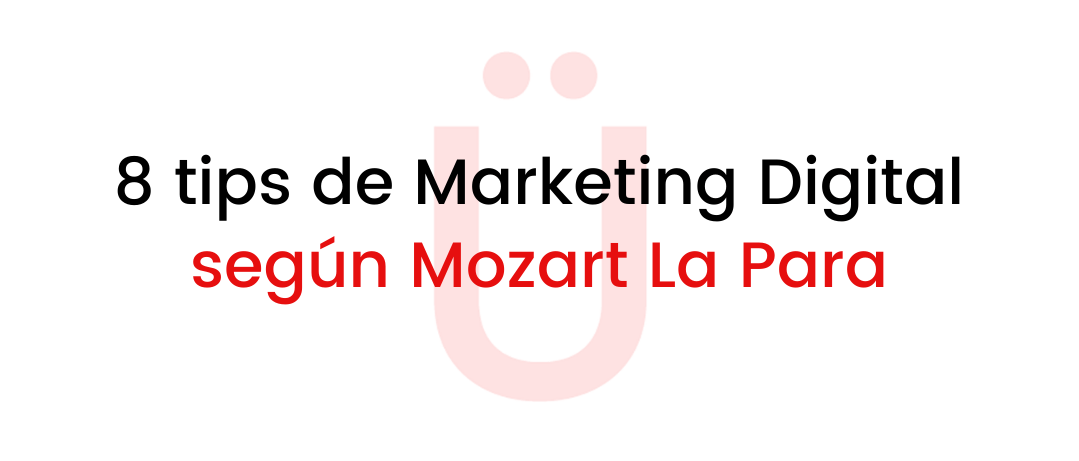 tips de marketing digital de mozart la para artista urbano dominicano