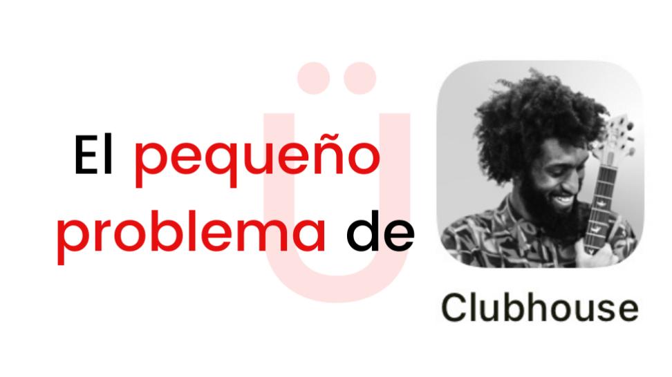los problemas de privacidad de clubhouse red social audio - Copy