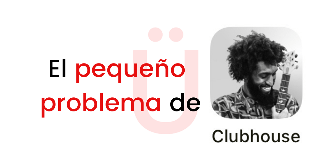 los problemas de privacidad de clubhouse red social audio - Copy